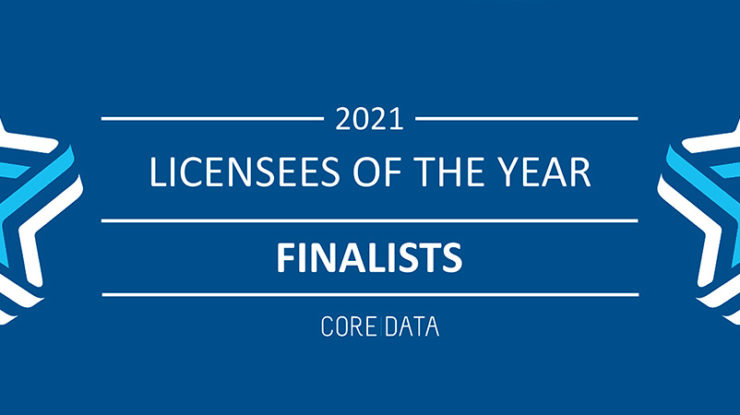 All will be revealed: CoreData's 2021 Licensees of the Year