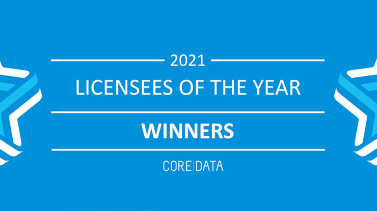 CoreData 2021 Licensee of the Year Awards – winners announced